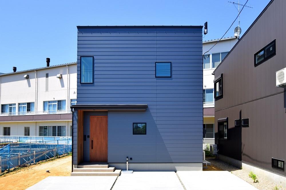 ミニマムデザインハウス – KAJIRAKU BOX case.29|三条市|S様邸